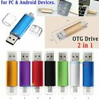 i Flash Key OTG Device USB Memory Thumb Stick Pen Storage Drive 1TB 128 64 32GB