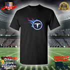 TEN Tennessee Titans T-Shirt Graphic Cotton Logo TIT Jersey Men Adult Shirt 002 $16.99 USD on eBay