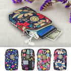 Women Small Cross-body Cell Phone Case Shoulder Bag Pouch Handbag Purse Wallet