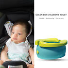 Cartoon Folding Toilet Portable Baby Infant Urinal Outdoor Travel Potty Poop Bag image