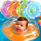 Baby Inflatable Swimming Pool Neck Ring Floating Ring Circle Bathing 4Colors