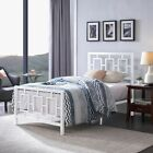 Dawn Modern Iron Twin Bed Frame