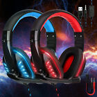 for PS5 Xbox One Google Stadia PC Stereo 3.5mm Wired Gaming Headset Headphone