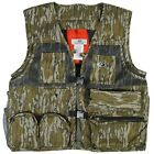 Refurbished Super Elite II Turkey Vest and attached seat in Mossy Oak Camo