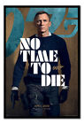 James Bond No Time To Die Armed Poster MAGNETIC NOTICE BOARD Inc Magnets £69.95 GBP on eBay
