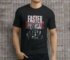 New FASTER PUSSYCAT THE ITCH YOU CANT SCRATCH TOUR Men's Black T-Shirts S-3XL