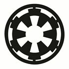 Star Wars - Empire Logo Decal / Sticker Choose Size & Color - The Force Awakens $5.95 USD on eBay