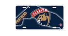 New Florida Panthers License Plate Ice Hockey Fan NHL Florida State Car Truck $19.99 USD on eBay