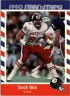 1990 Fleer Stars and Stripes FB Cards 1-90 (A0092) - You Pick - 10+ FREE SHIP