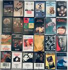 You Pick Cassette Tapes: Classic Rock, 60s, 70s, 80s, Doors, Eagles, Queen