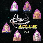 1993 Deep Space Nine Loose Figures, Bases & Accessories Star Trek Playmates DS9 on eBay