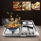 """Built-In 34""""/23"""" Stove Top Gas Burners Cooktop Kitchen Easy to Clean Gas Cooking photo"""