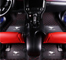 Fit For Mustang 20010-2020 Car Floor Mats Front Rear Liner Auto Mat