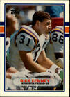 1989 Topps Traded Football (Pick Your Cards) $0.99 USD on eBay