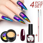 UR SUGAR 2g Nagel Gellack Thermal Color Changing Thermochromic Liquid Soak off