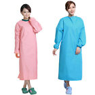 Surgical Gown Reusable Waterproof Operating Coat Scrub Top Surgeon Medical M-2XL