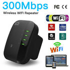 'Wifi Extender Repeater Socket 300mbps Internet Wireless Router Range Booster New