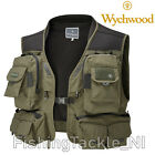 Wychwood Gorge Fly Fishing Vest - 11 Pockets, Ventilated, Lightweight Fly Vest
