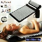 Acupressure Massage Yoga Mat for Natural Relief of Stress-Pain-Tension
