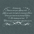 Love Wall Sticker Quote Custom Song Lyrics Stars Home Decorations Removable