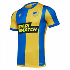 APOEL FC Soccer Shirt jersey 2019/2020 Home Macron football image