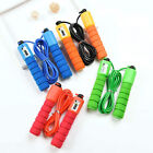 Sports Fitness Jump Ropes With Counter Adjustable Fast Speed Counting Skip Rope image
