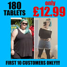 🌿 STRONG KETO KETOSIS Fast Fat Burner Slimming Weight Loss Diet Pills Tablets <br/> 180 Tablets   HALF PRICE For First Few Customers ONLY