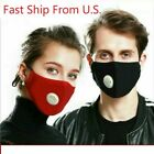 Kyпить Reusable Face Mask Air Purifying Cotton Mouth Cover PM2.5 filter face mask на еВаy.соm