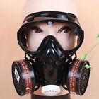 FixedPricegas face cover safety protection chemical anti-splash filter military eye goggle