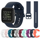 Soft Silicone Sport Replacement Watch Band Strap for Fitbit Versa 2/Lite/Blaze