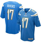 Brand New 2020 NFL Nike Los Angeles Chargers Philip Rivers Game Edition Jersey $149.98 USD on eBay