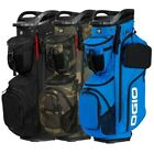 NEW Ogio Golf 2019 Alpha Convoy 514 Cart / Carry Bag 14-Way Top -Pick the Color!