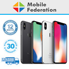 Apple Iphone X  Face Id Imperfect 64gb 256gb A1865 Unlocked [au Stock]