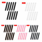 10Pcs Silicone Eyeglasses Temple Tips Sleeve Retainers Anti-Slip Strap Holders