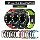 Replacement Silicone Sport Band Strap For Samsung Galaxy Watch 42mm 46mm Gear S3 image