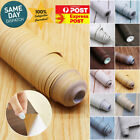 10m Real Wood Contact Paper Wallpaper Peel And Stick Self Adhesive Wall Sticker