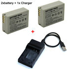 1500mAh Battery / Charger For Canon Power-Shot G1 X G3 X G15 G16 SX40 SX50 SX60