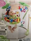 Fisher Price Rainforest Jumperoo Baby Hopser