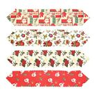 Outdoor Table Decor Tablecloth Cover Polyester Table Flag Christmas Decoration W
