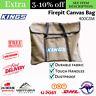 Firepit Canvas Bag Camping Hiking Storage Bag Heavy Duty Dustproof Firepit Cover