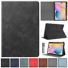 Smart Case for Samsung Galaxy Tab S6 Lite 10.4'' 2020 P610 P615 With Pen Holder