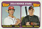 2014 TOPPS HERITAGE SPs ROOKIES,STARS #s 251 THRU 500 ****YOUR CHOICE****