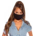 Cotton Face Mask Reusable Mouth Mask Double Layered Washable Adjustable Adult UK