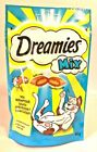 Dreamies Mix Cat Treats SALMON & TUNA Adult & Kitten Low Cal Vits & Minerals