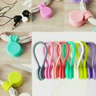 Magnetic Cable Clip Organizer Wire Cord Management Desktop Lz Holder Line I I4u9
