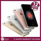 Apple iPhone SE A1723 16/32/64GB Smartphone Grey/Silver/Gold/Rose Unlocked/EE.