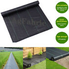 AgFabric 3.0oz  Weed Barrier Fabric Woven Ground Cover Heavy-Duty Landscape, USA
