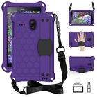 """For Samsung Galaxy Tab A E 8"""" Inch Tablet Case Kids Shockproof Foam Strap Cover"""