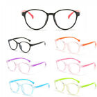 Anti Blue Light Filter Kids Computer Flexible Frame Eyeglasses Children Glasses
