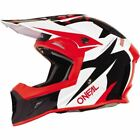Kyпить O'Neal Racing 10 Series Icon Helmet - Red/White/Black, All Sizes на еВаy.соm